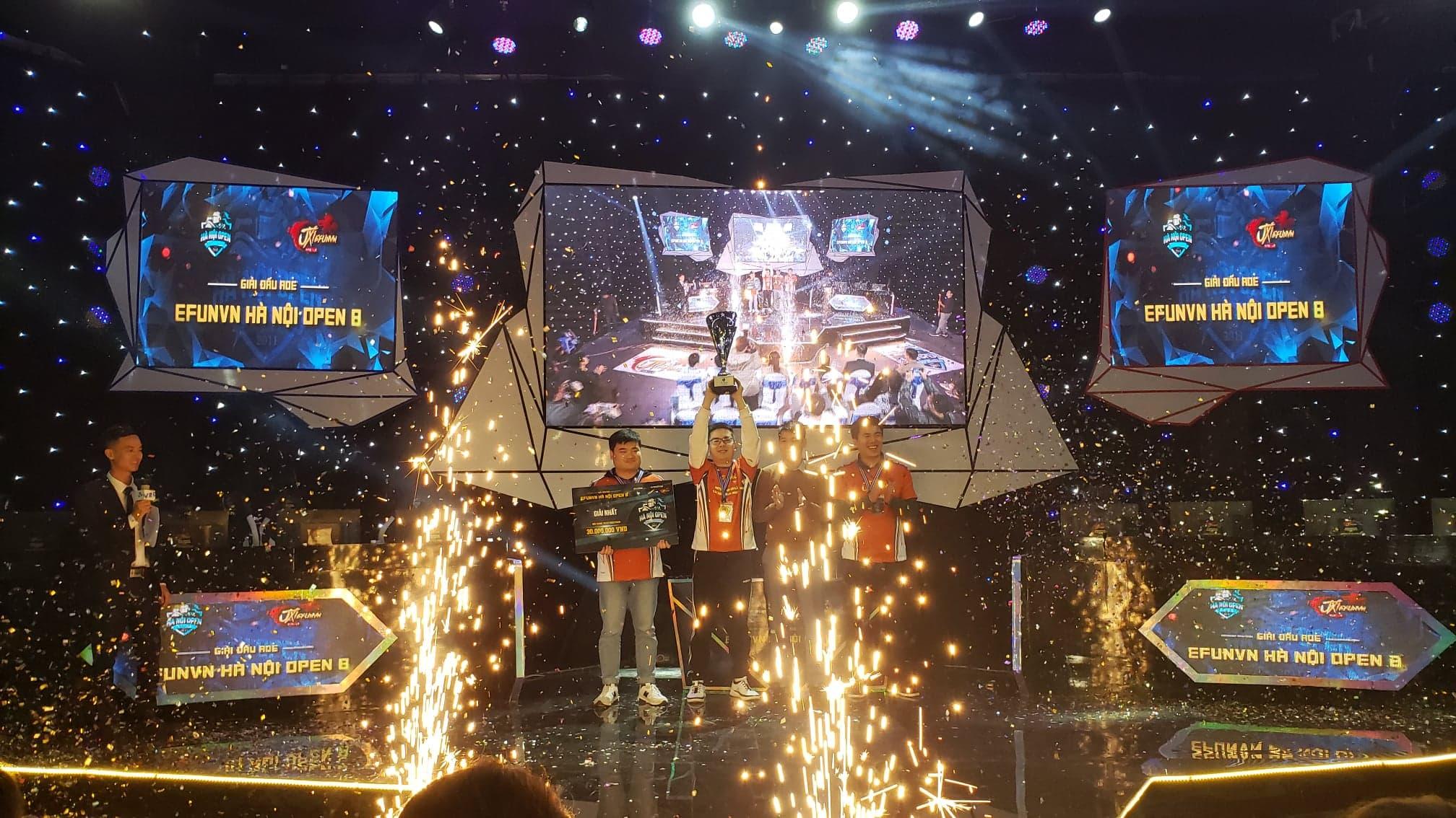Chiếc cup vô địch 3vs3 Assyrian mang nhiều ý nghĩa đối với La Mã Phục Hưng nói chung và cá nhân game thủ Lôi Lão Hổ nói riêng