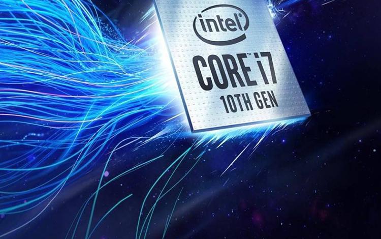 Dòng CPU Intel Core thế hệ thứ 10 chính thức lộ diện
