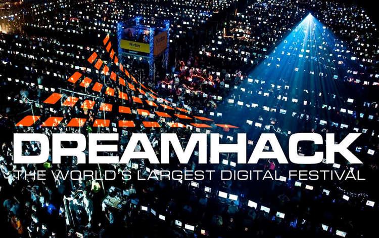 Khôi hài game thủ sử dụng Hack ngay tại sự kiện DreamHack Open Winter
