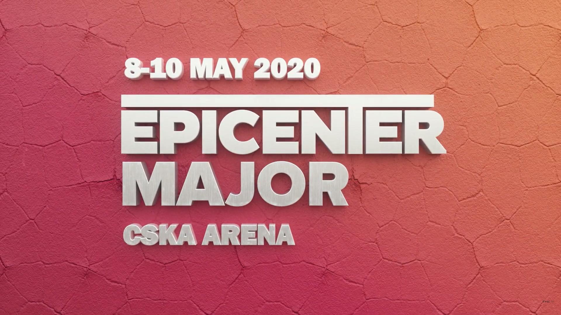 Epicenter 2020 - Epicenter Major Dota 2 sẽ quay trở lại trong năm 2020 với những show diễn hoành tráng