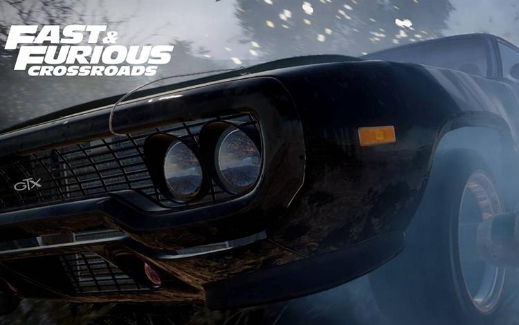 Vin Diesel cùng Fast & Furious phiên bản game