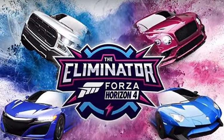 Forza Horizon 4 tung ra chế độ Battle Royale