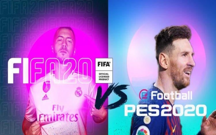 PES 2020 hay FIFA 20 - Đâu là tựa game phù hợp dành cho bạn? (phần 1)