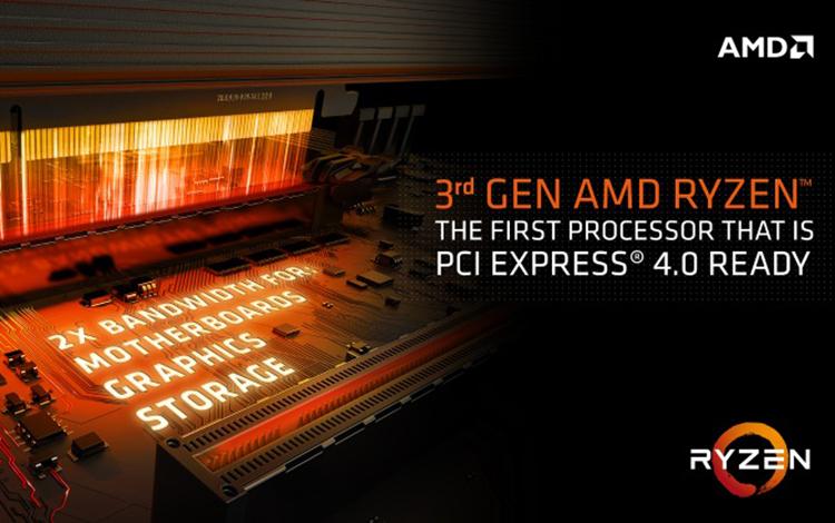 AMD chiếm lĩnh 60% thị phần CPU trong năm 2019