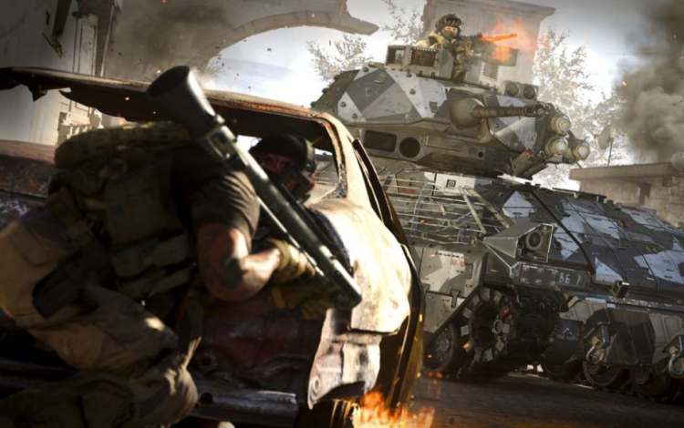 Shroud muốn xóa bỏ xe tăng khỏi Modern Warfare