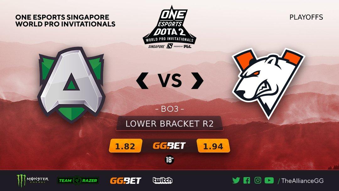 a vs vp - Gục ngã trước Vici Gaming, team Secret sớm rời cuộc chơi tại World Pro Invitational Singapore