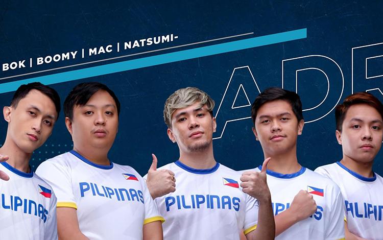 Dota 2 Philippines - Đối thủ số 1 của các tuyển thủ Việt Nam tại SEA Games 30