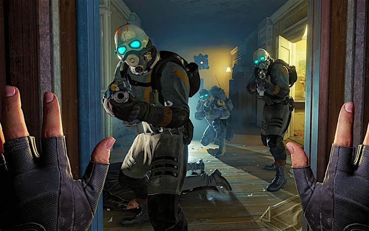 Cận cảnh gameplay Half-Life: Alyx - cách mạng của nền tảng VR