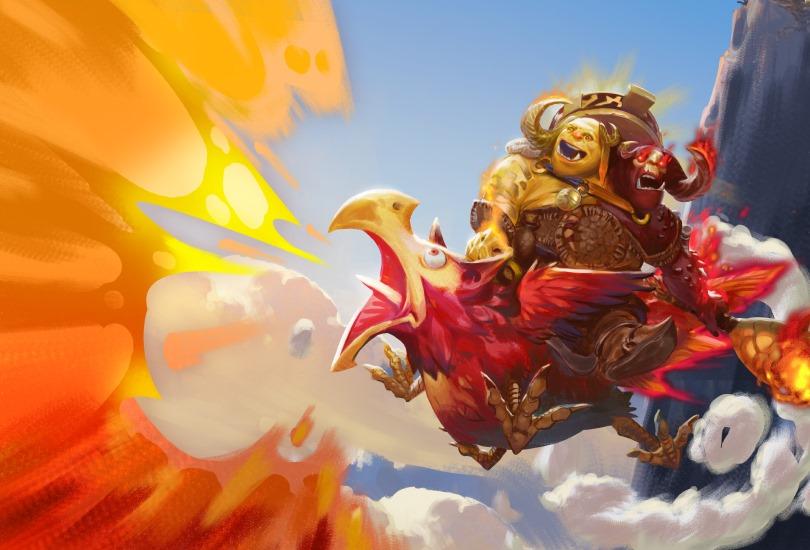 """arcana ogre - Siêu phẩm tấu hài Arcana Ogre Magi chính thức """"ra lò"""""""