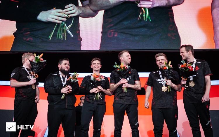 Ngược dòng ngoạn mục, Astralis dành chức vô địch ECS thứ tư trong lịch sử