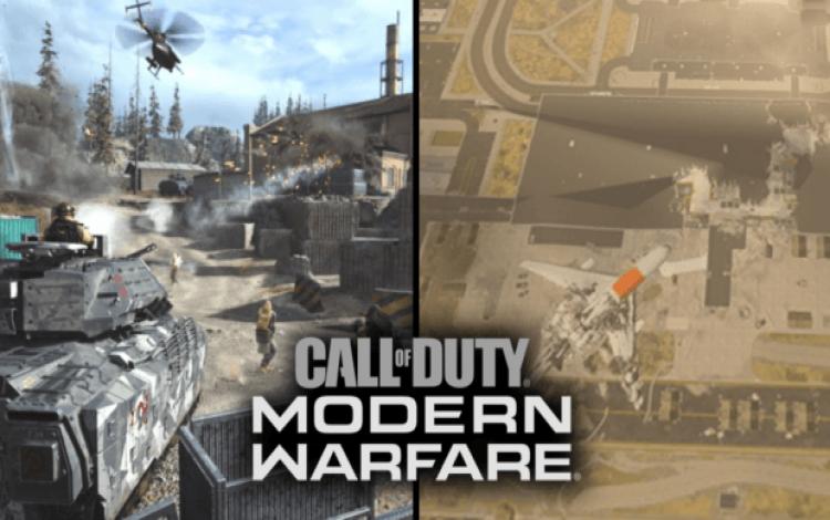 Infinity Ward - Chiến tranh hiện đại