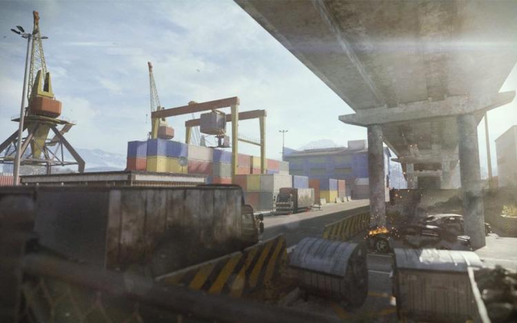 Cảng Verdansk đã có vấn đề với người chơi quản lý để có được dưới bản đồ.