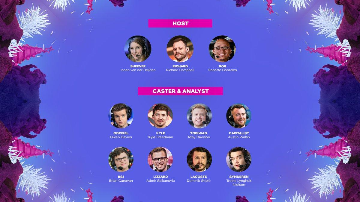 bukovel talent - Lộ diện dàn Caster đình đám cho giải đấu Dota 2 đầu tiên của năm 2020