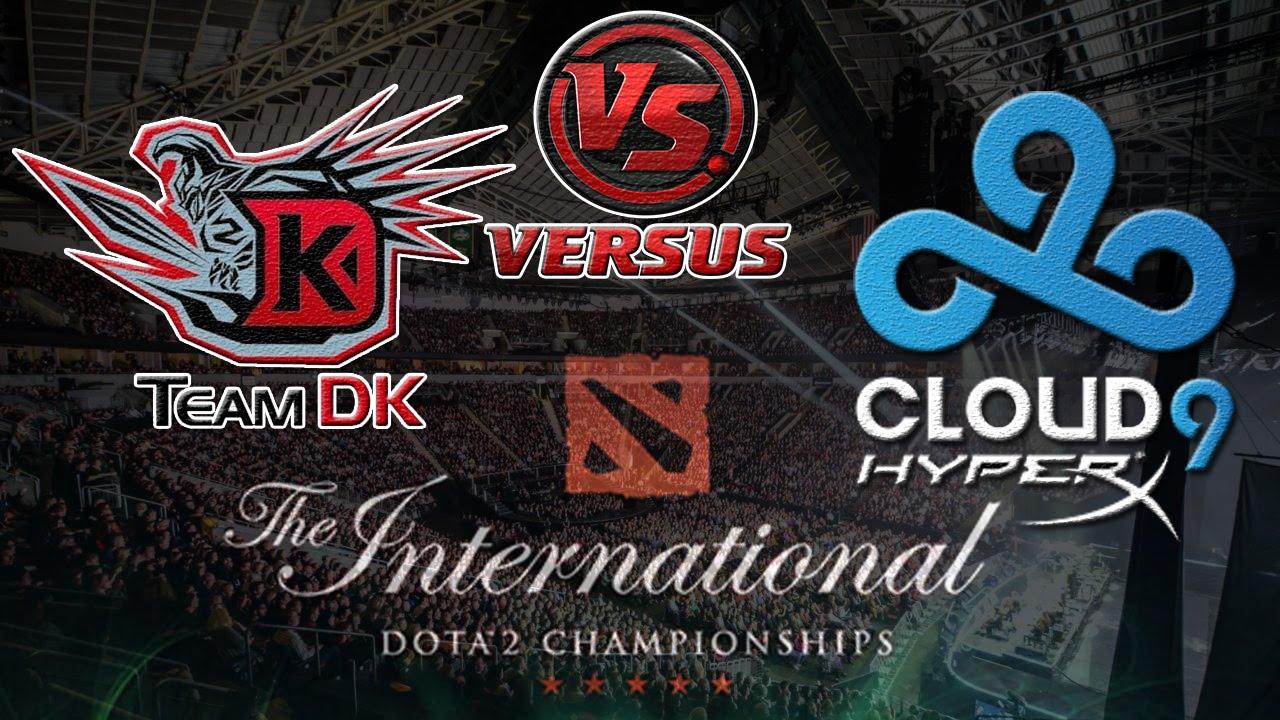"""c9 vs dk - Top 5 kỷ lục """"vô tiền khoáng hậu"""" tại các kỳ The International"""
