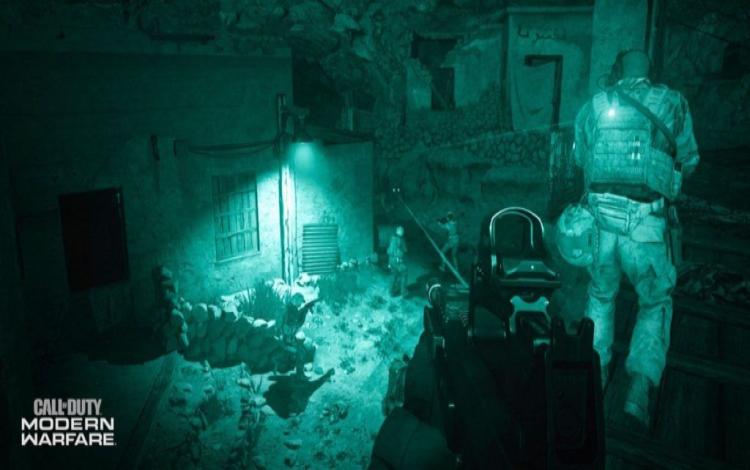 Các điểm ngắm laser đã được đính kèm phổ biến trong các tựa game Call of Duty trong một số năm, tuy nhiên lỗi mới này có thể đánh sập tệp đính kèm một vài chốt.