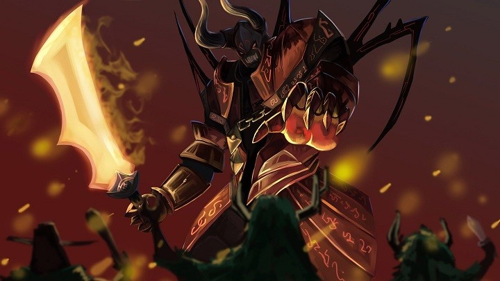 """doom 1 - Những Hero """"lực"""" nhất meta hiện tại dành cho các main Offlaner"""