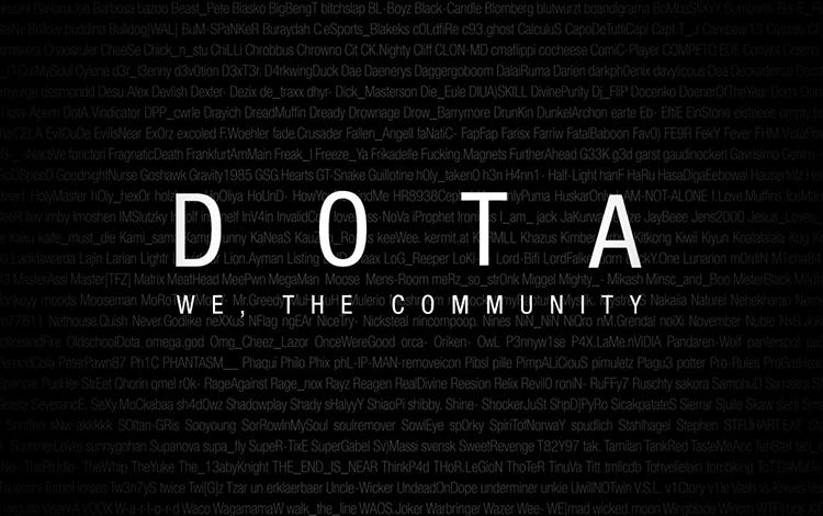 Suy nghĩ của cộng đồng game thủ thế giới về Dota 2 hiện tại