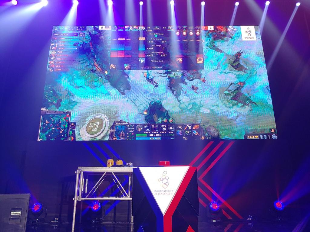esports sea games 30 - Nhìn lại hành trình của eSports thế giới trong năm 2019: Năm của những kỷ lục