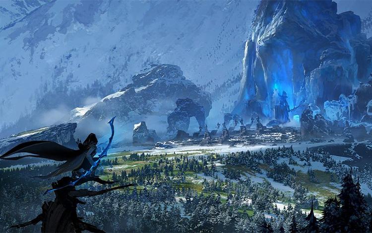 Chiêm ngưỡng những hình ảnh tuyệt đẹp của những vùng đất thế giới Runeterra trong LMHT