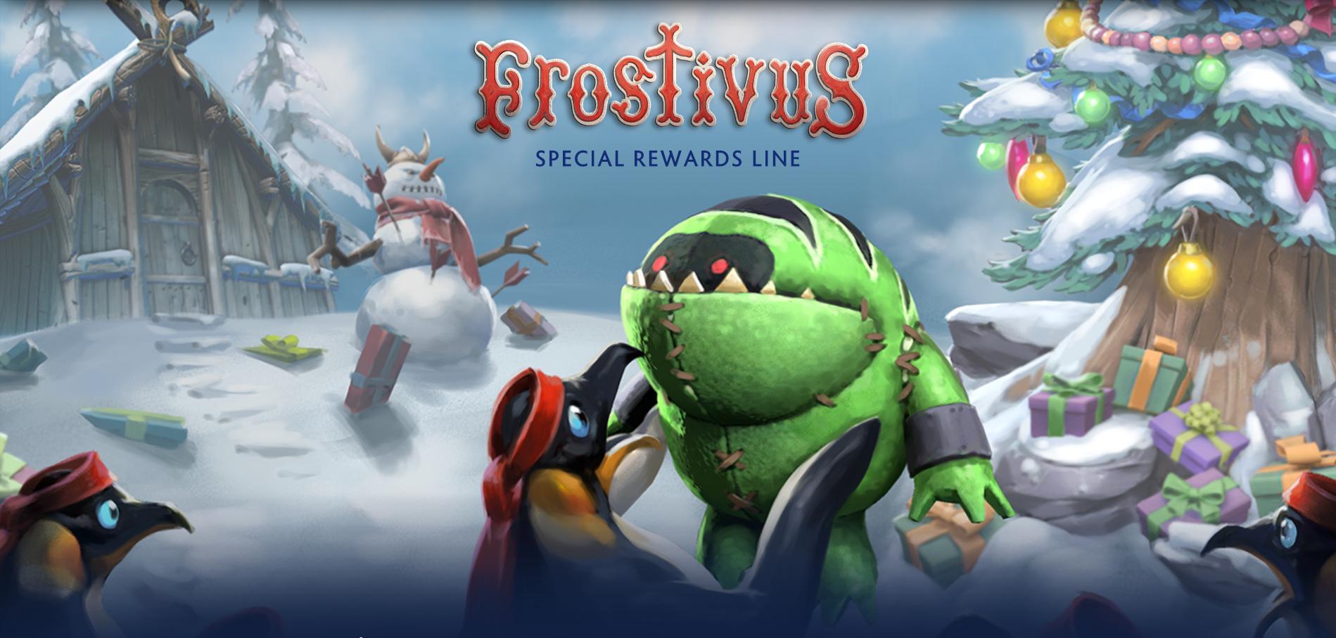 frostivus 2019 - Số lượng người chơi Dota 2 đạt mức thấp kỷ lục kể từ tháng 1 năm 2014