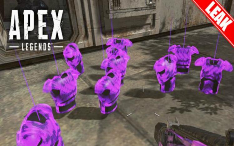 Các thông tin bị leak trong Apex Legends tiết lộ một thay đổi quan trọng mà Respawn sẽ làm ở các bộ giáp