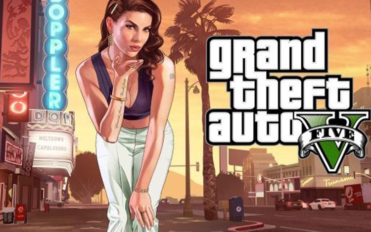 GTA V là tựa game bán chạy nhất trong 6 năm qua