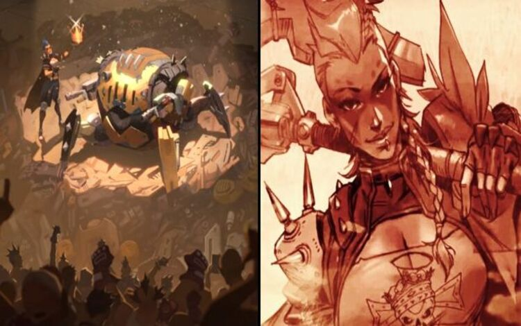 Junker Queen có thể sẽ trở thành Hero tiếp theo của Overwatch