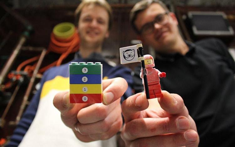 Lego trở thành vật liệu lý tưởng cho máy tính lượng tử