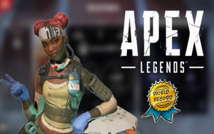 Chiêm ngưỡng thông số đáng kinh ngạc của player Apex Legends đầu tiên đạt 100,000 mạng