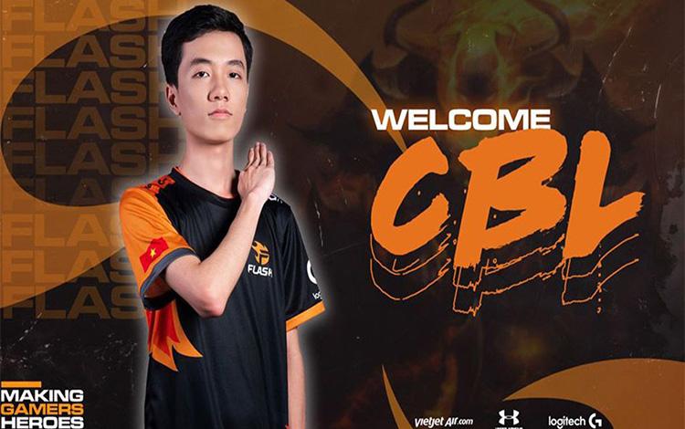 Chuyển nhượng VCS: CBL bất ngờ tái hợp Team Flash chỉ sau 1 tháng chia tay