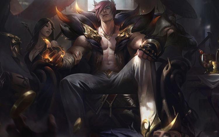"""Nhóm trang phục mới và tướng """"siêu kun ngầu"""" Sett được Riot Games lần đầu giới thiệu"""