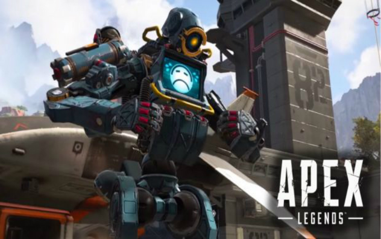 Lỗi server Apex Legends