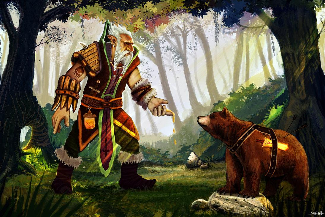 lone druid 3 - 3 Hero Dota 2 bạn nên lựa chọn để chơi trong ngày lễ Valentine