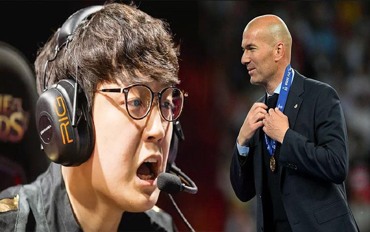Mata và ước ma trở thành Zinedine Zidane của LMHT