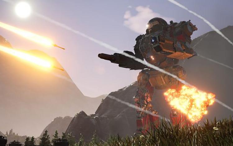 MechWarrior 5: Mercenaries tung Launch Trailer trước phát phát hành