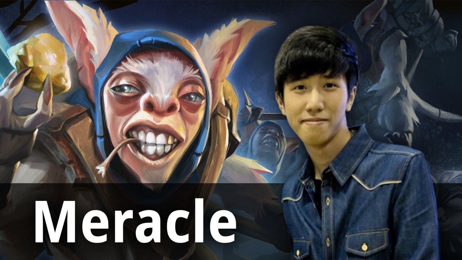 meracle - Thêm một tài năng trẻ của Dota 2 Malaysia tới Trung Quốc khởi nghiệp