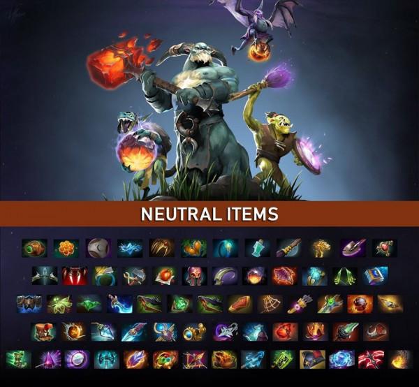 neutral item - Bạn có biết? Món Item có thể kết liễu một Hero ngay lập tức?