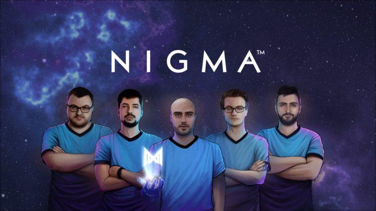 nigma dota 2 - Top 4 đội tuyển Dota 2 xuất sắc nhất trong năm 2019