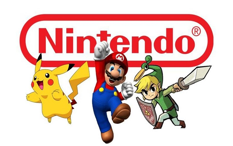 Doanh thu của Nintendo đang thất thế trước Sony và Microsoft