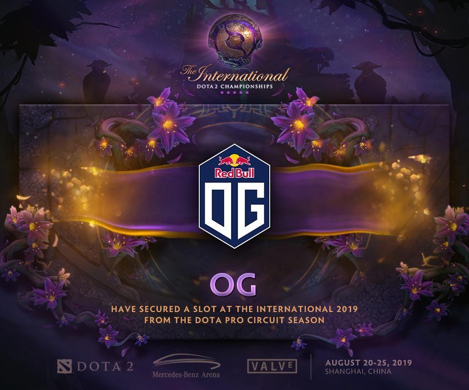 og qualified - Top 4 đội tuyển Dota 2 xuất sắc nhất trong năm 2019