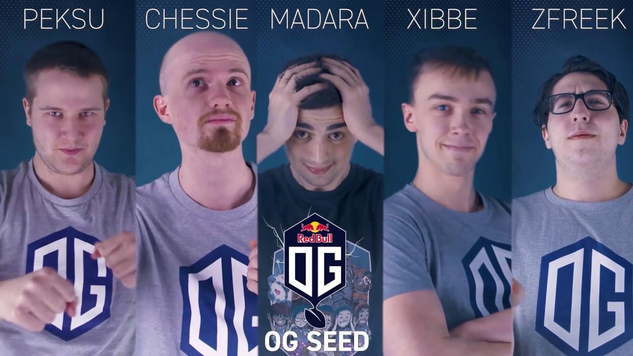 og seed - Nhà vô địch TI9 xác nhận sự trở lại của mình vào năm 2020