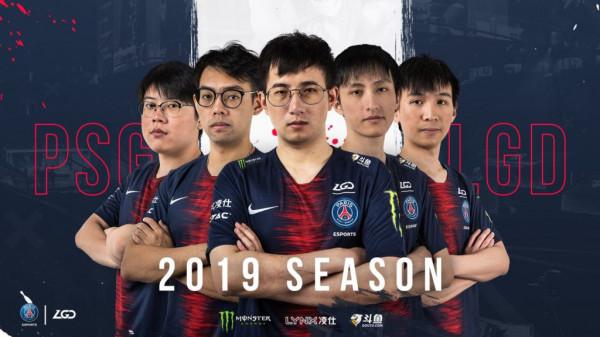 psg lgd - Nhà vô địch TI9 xác nhận sự trở lại của mình vào năm 2020