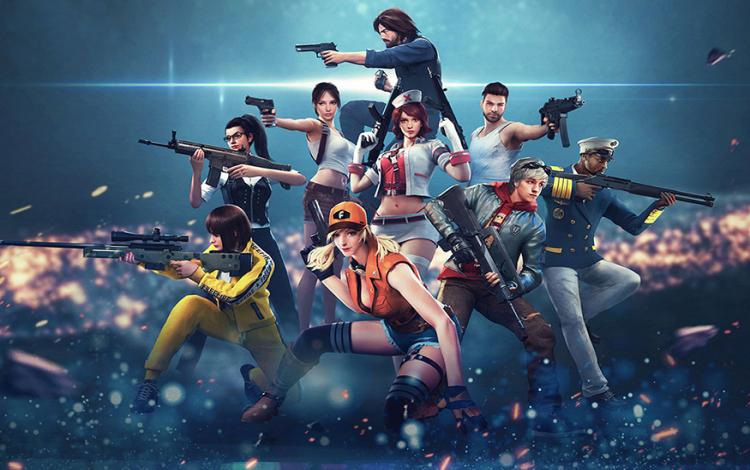 Một báo cáo cho thấy Free Fire đã vượt qua tất cả để trở thành trò chơi di động được tải xuống nhiều nhất năm 2019 trên iOS và Android