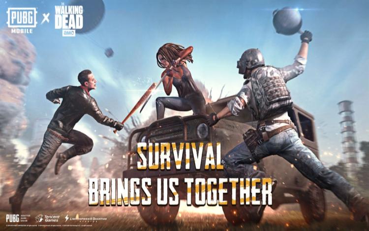 PUBG Mobile: ra mắt nhân vật mới cực ngầu lấy cảm hứng từ The Walking Dead