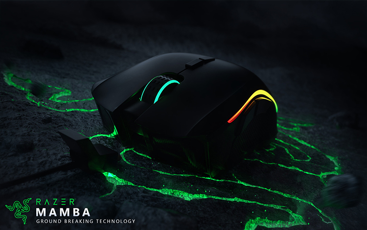 Top 5 Gaming Mice dành cho game thủ FPS