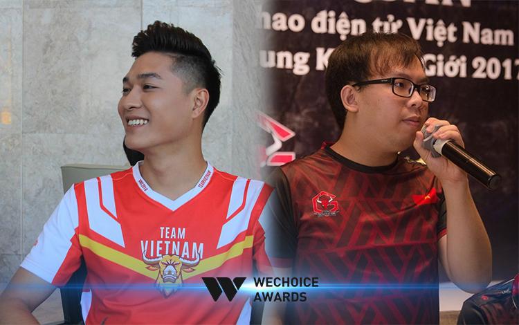 Sau Young Generation của LMHT, Team Flash Liên Quân Mobile là đội eSports tiếp theo được đề cử WeChoice Awards