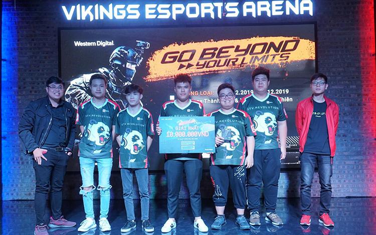 Lên ngôi vô địch WD GO Beyond The Limits thuyết phục, GTV.Revolution tự tin hướng đến CKQG Geforce Cup Pacific 2019