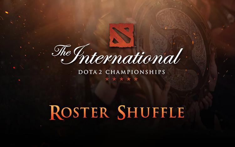 roster shuffle dota2 thumb - Zai chính thức lên tiếng về lý do MidOne rời team Secret