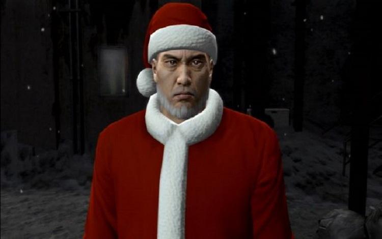 Những hình ảnh khó đỡ của ông già Noel trong các tựa game (P2)