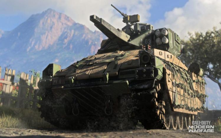 Shroud không hài lòng với những chiếc xe tăng mạnh mẽ như thế nào trong Modern Warfare.